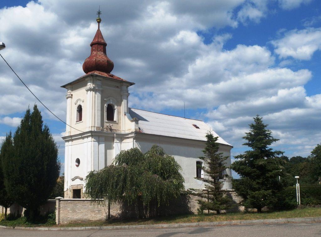 Kostel sv. Jiljí Pohořelice