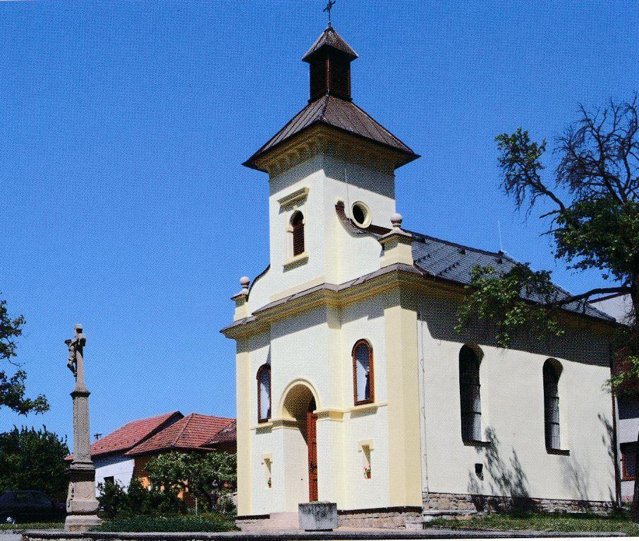 Kaple Panny Marie Karlovice