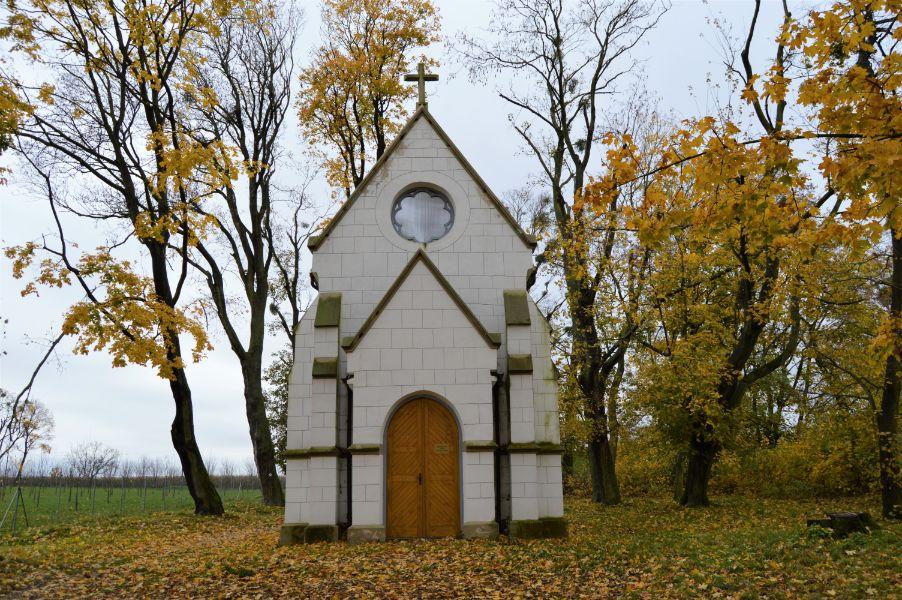 Kaple Panny Marie vPohořelicích