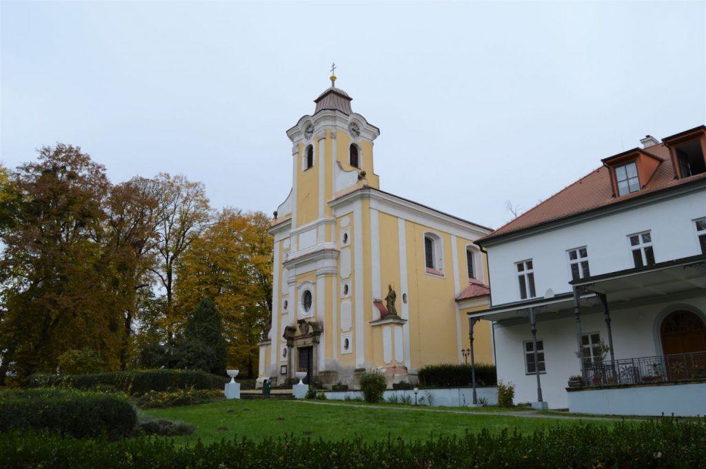 Kostel sv. Jana Pohořelice