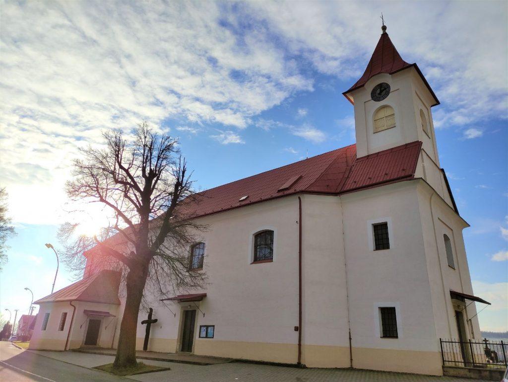 Kostel sv. Josefa Halenkovice
