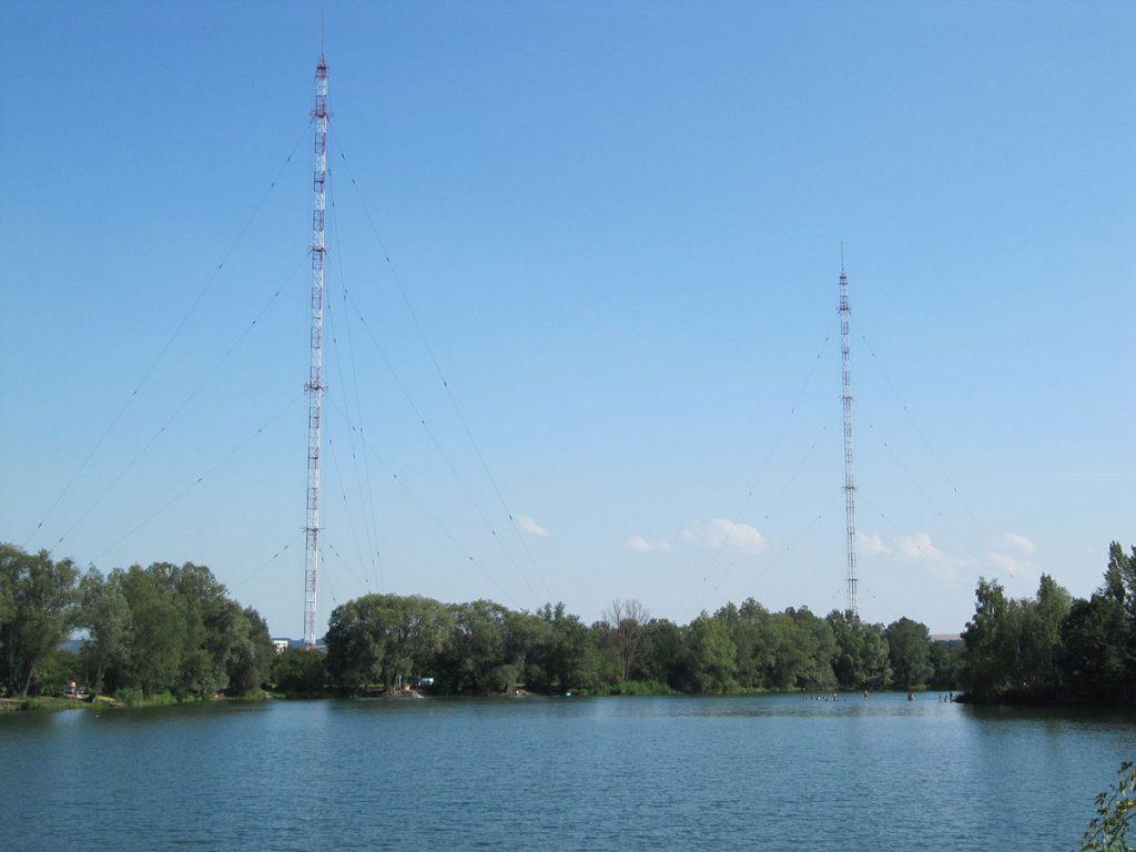 Radiokomunikační středisko Topolná
