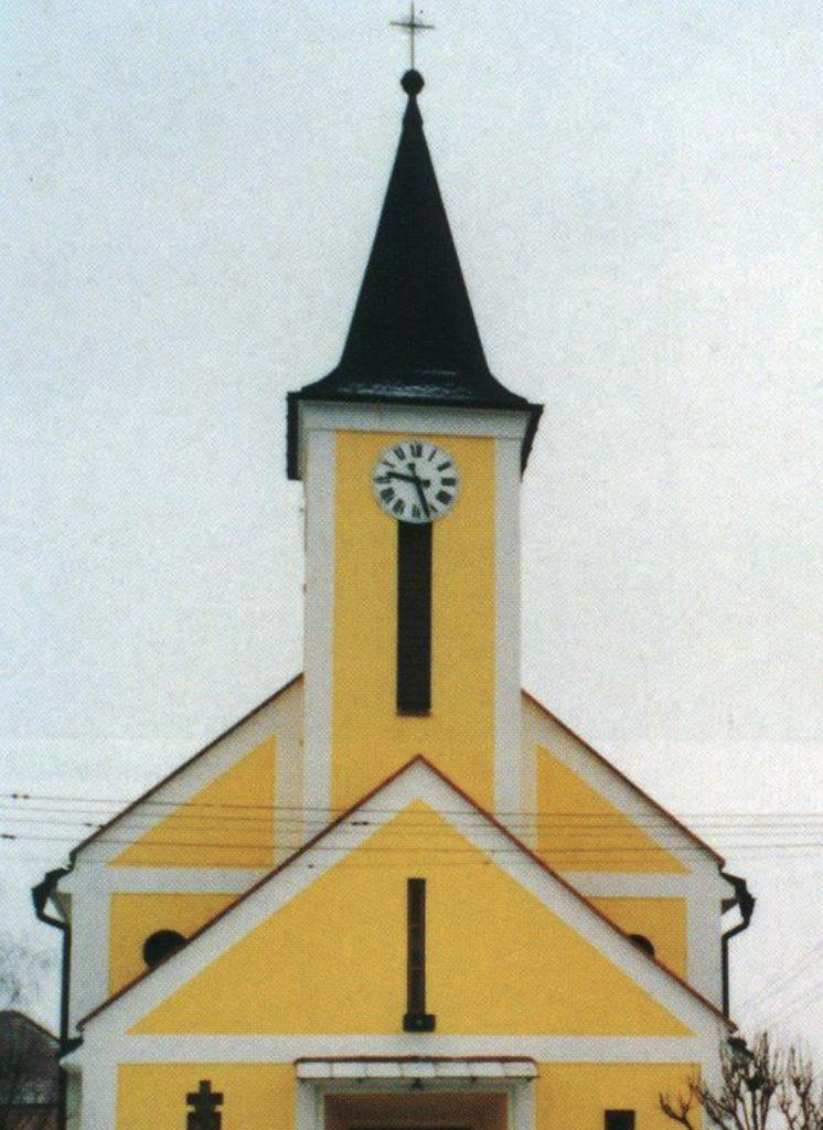 Kostel Neposkvrněného početí
